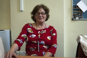 Janina Bytniewska - założycielka i dyrektorka szkoły im. Jana Pawła II na Stamford Hill/ Fot. Małgorzata Bugaj-Martynowska