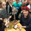Katy Carr i Szkolne Studio Kultury na Chiswick