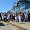 Dwaj Brytyjczycy odznaczeni za pamięć o ORP Błyskawica