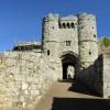 Carisbrooke i historia wyspy Wight